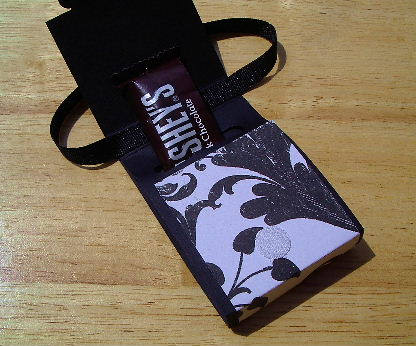 Hershey Holder card