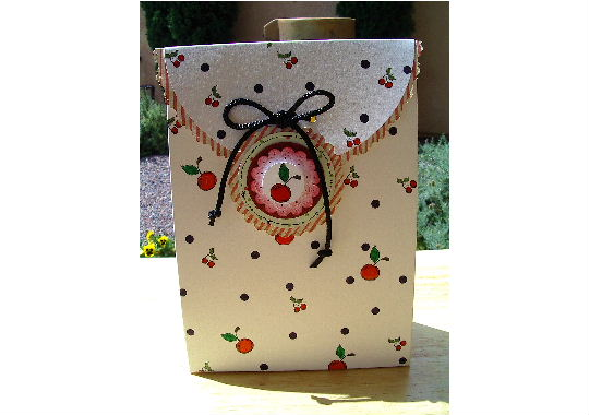 10 x 7 cherry box