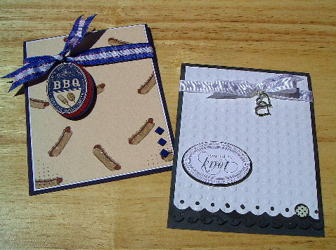BBQ & Knot Cards
