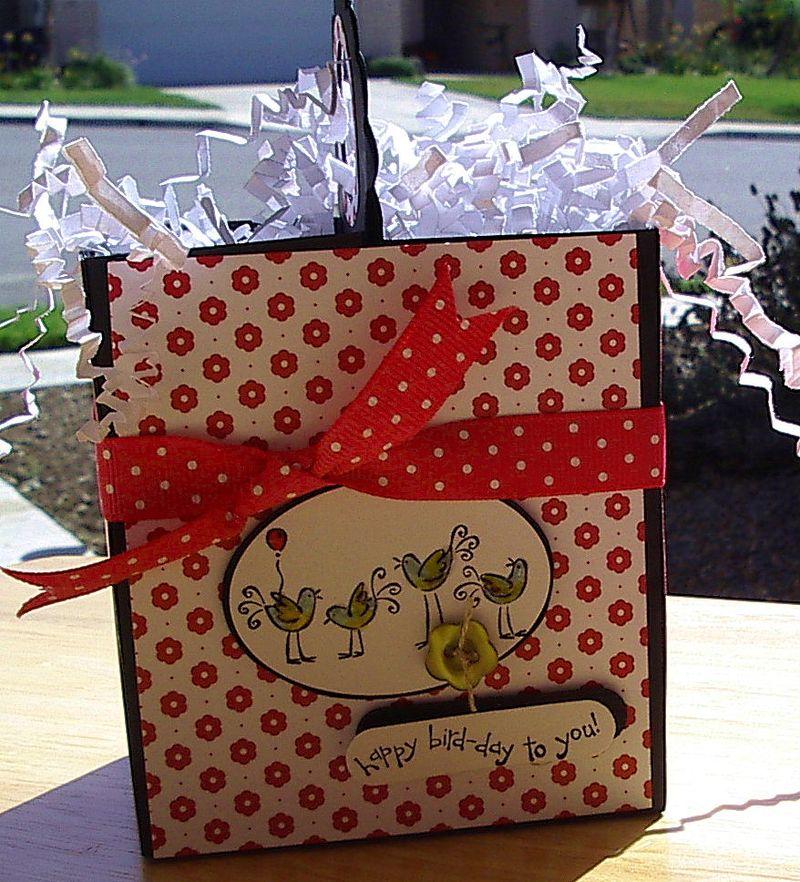Double - Scallop Bag HB box