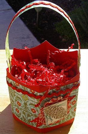 Pillow Box bucket - 2