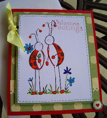 Friends Valentine cd