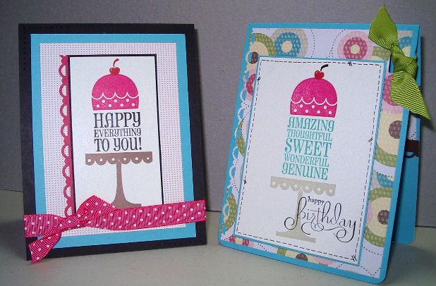 Birthday cards (2)