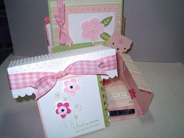 White stationary box #3
