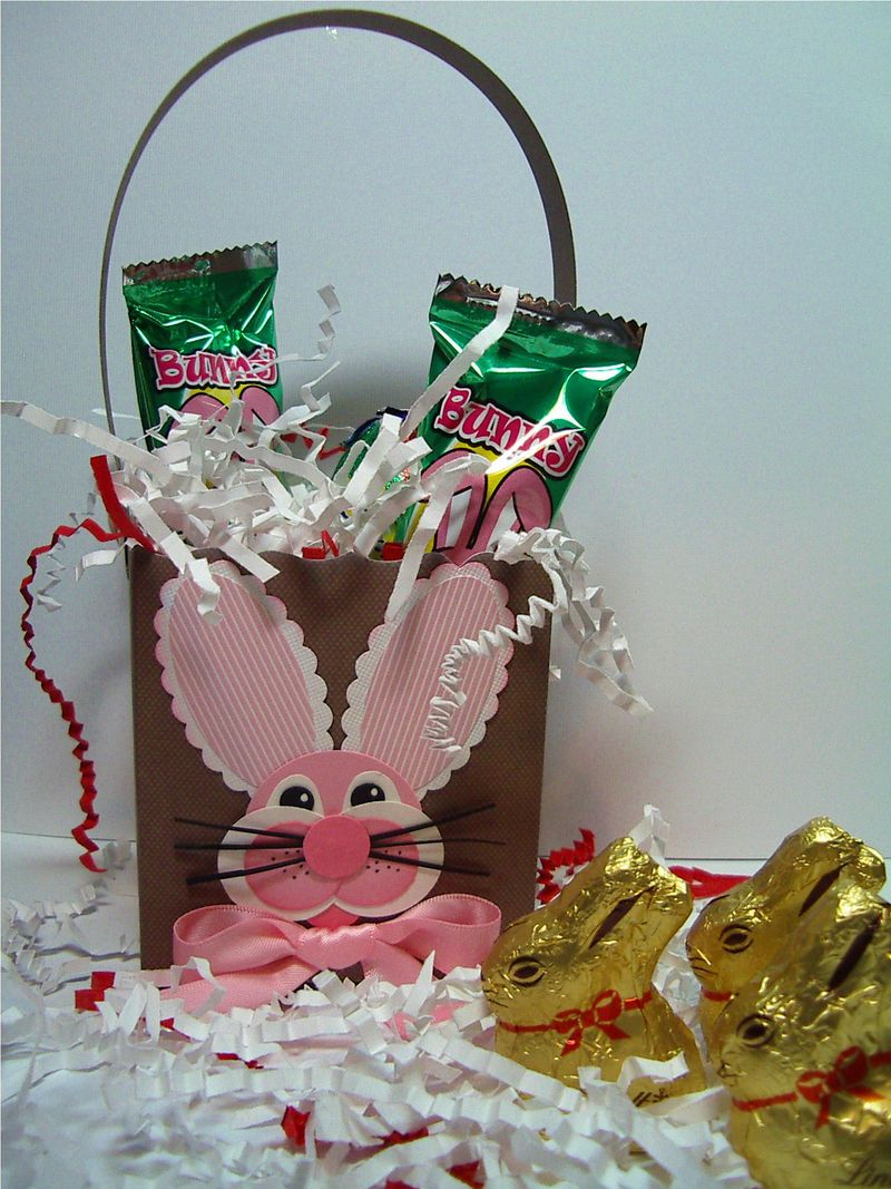 Punched Bunny box