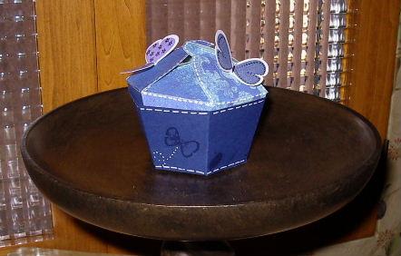 Cupcake box #1