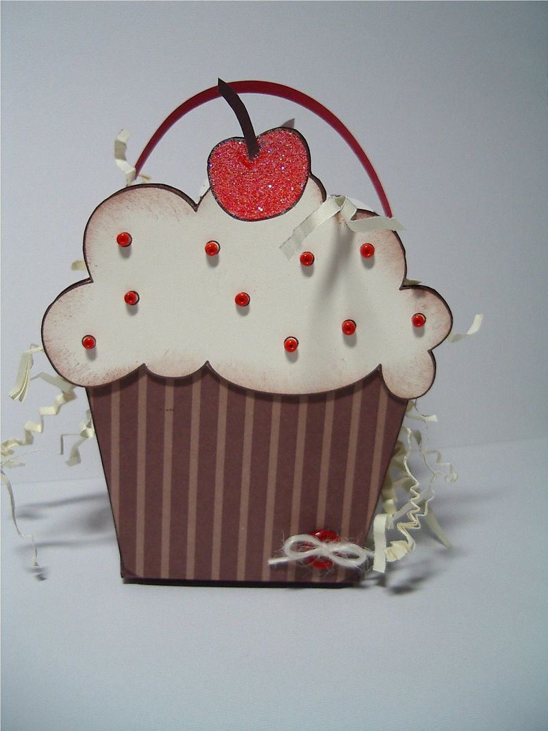 Cupcake Box #2