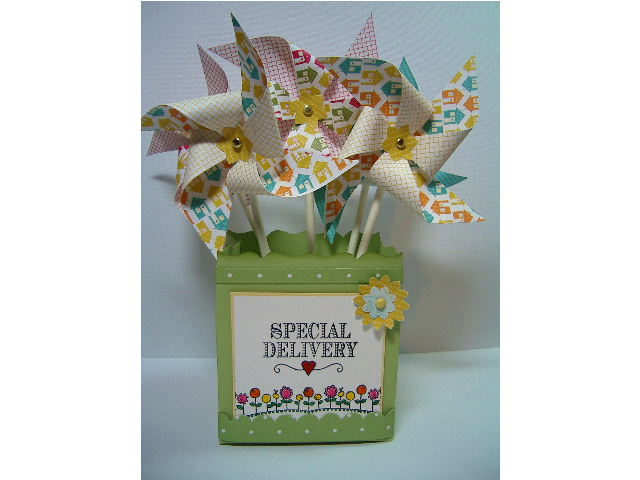 Cupcake pinwheels