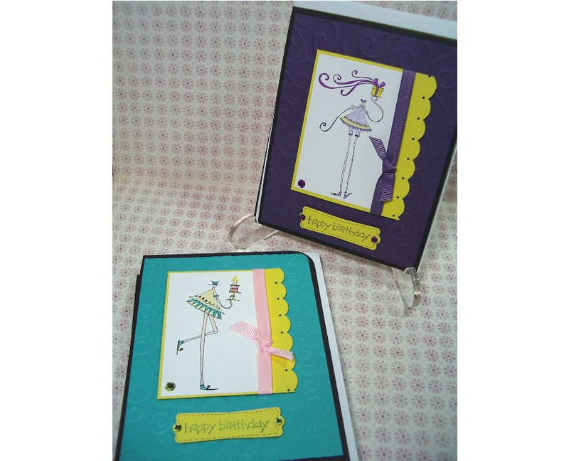Etsy #1 card set