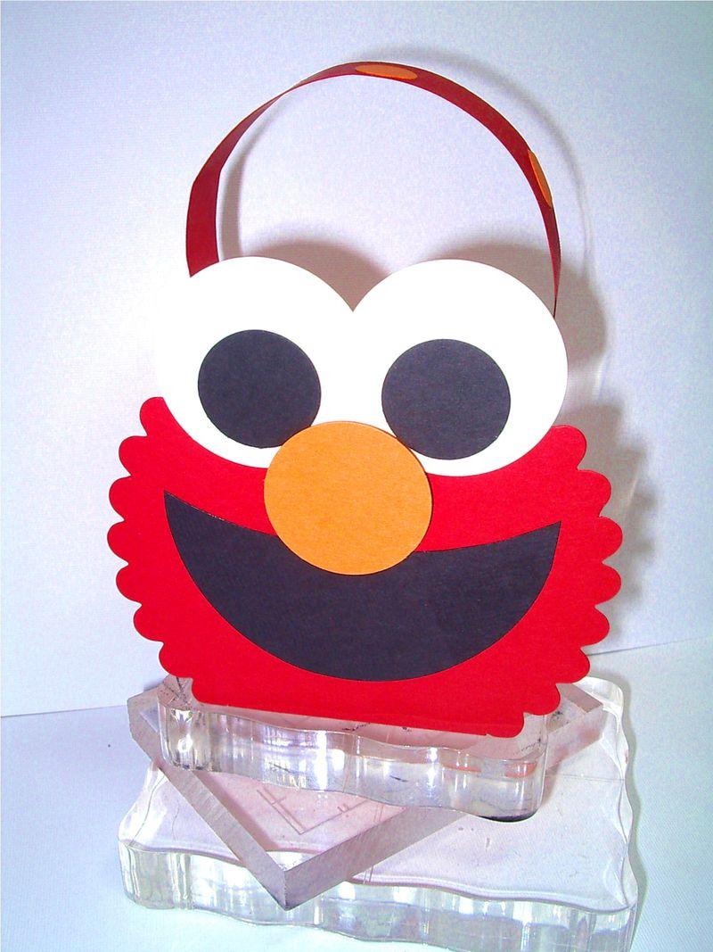 Elmo basket-1