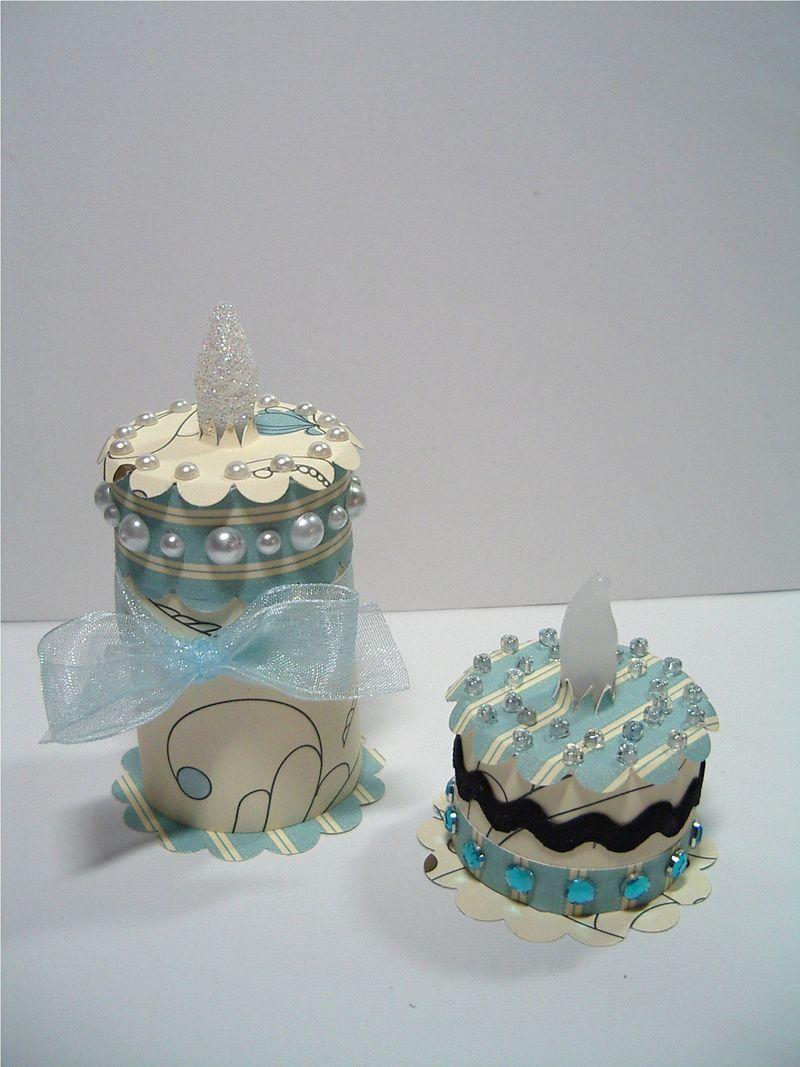 Tea Light little cakes