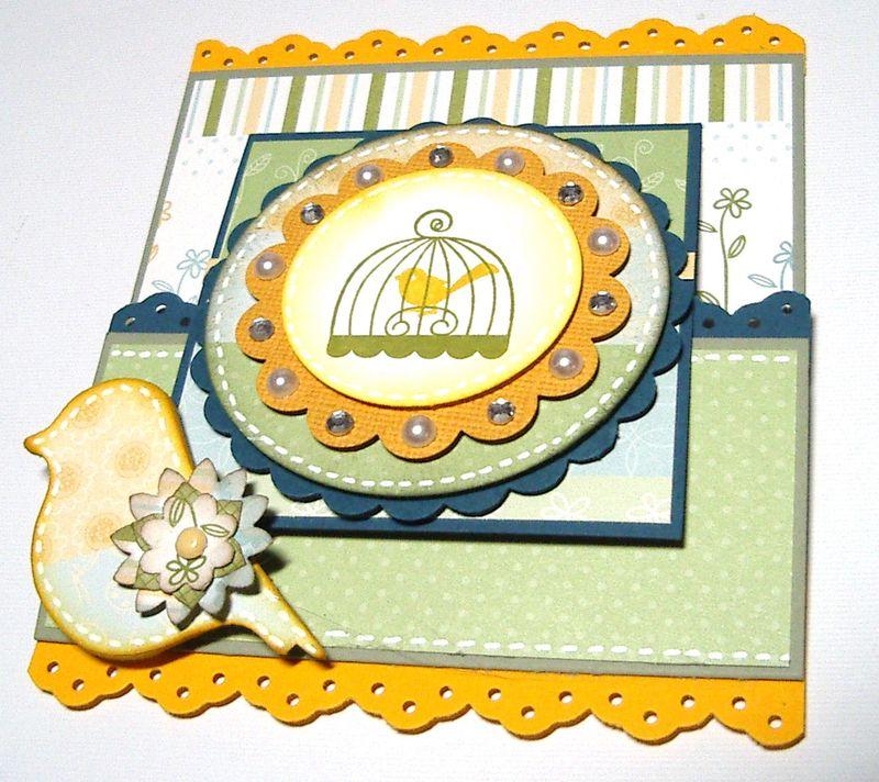 Joy Fold card #2