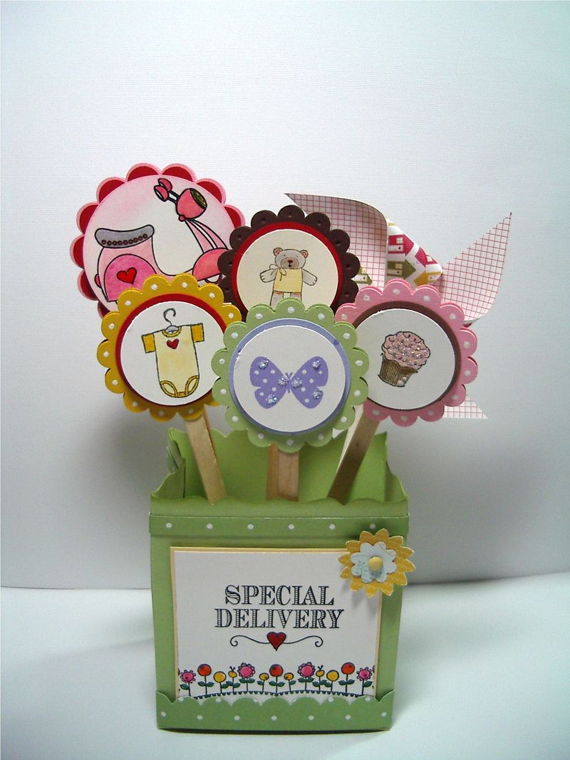 Cupcake toppers  - variety