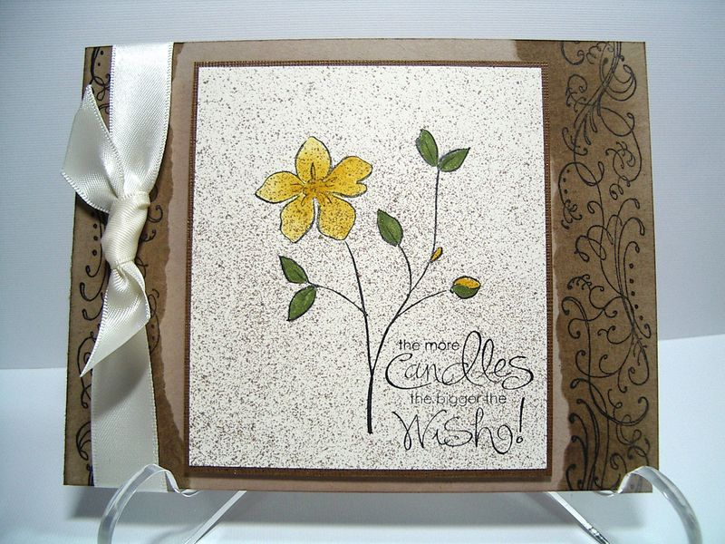 Make A Card Friday #2