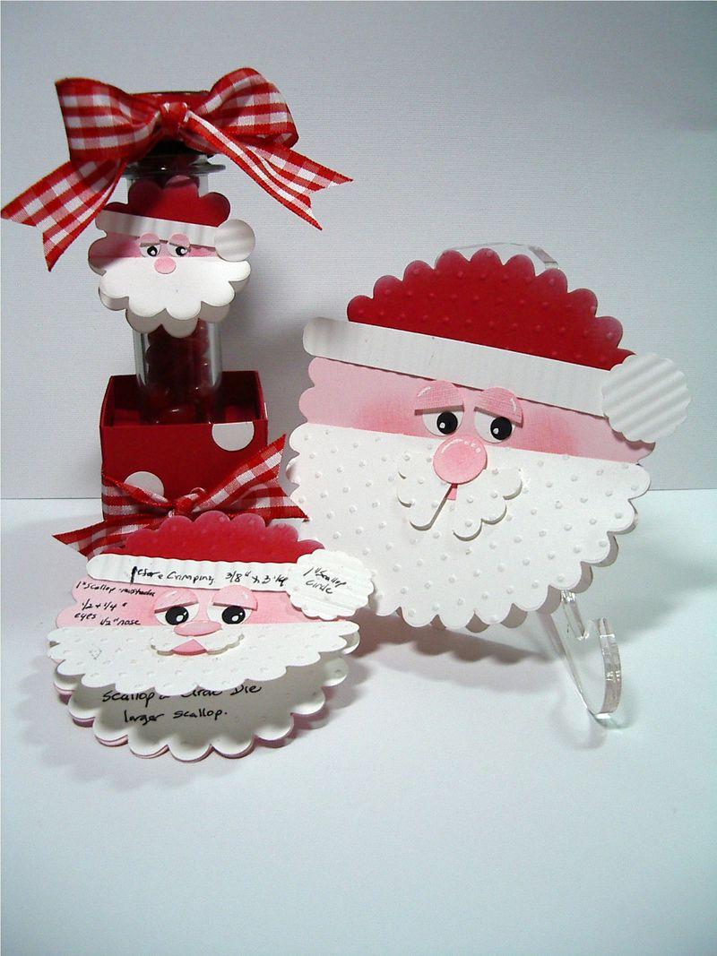 Scallop Circle Santas-1