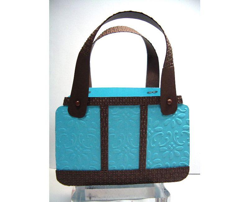 Miche Bag purse -front