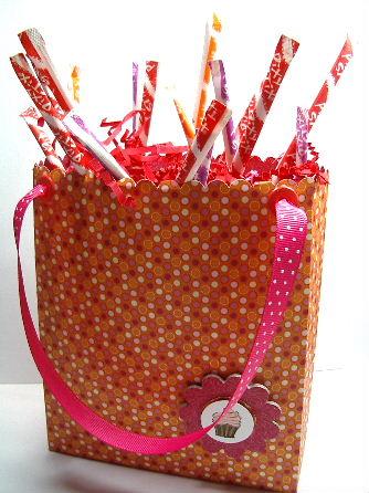 Gala Bag from Chickn Scratch