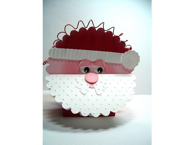 Santa Face Box #2