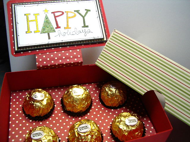 Ferrero Rocher-My Box Opened