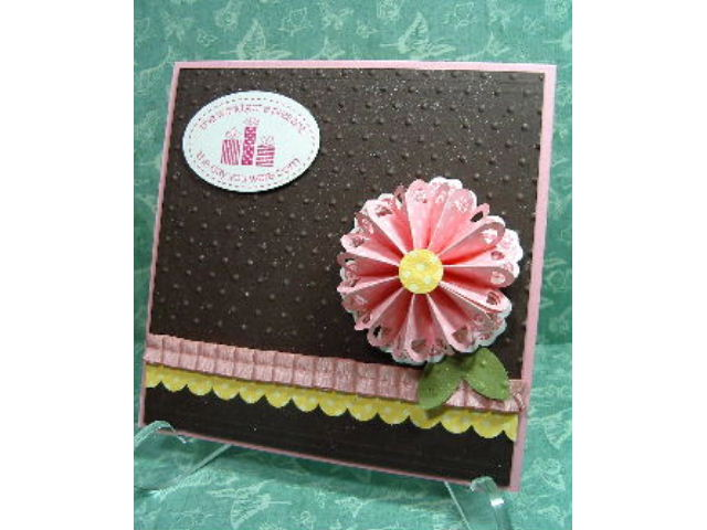Barbaras B-Day card