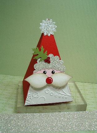 Cone - Santa Claus